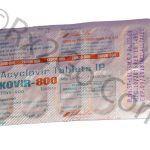 Acyclovir Tablets (EKOVIR-800)