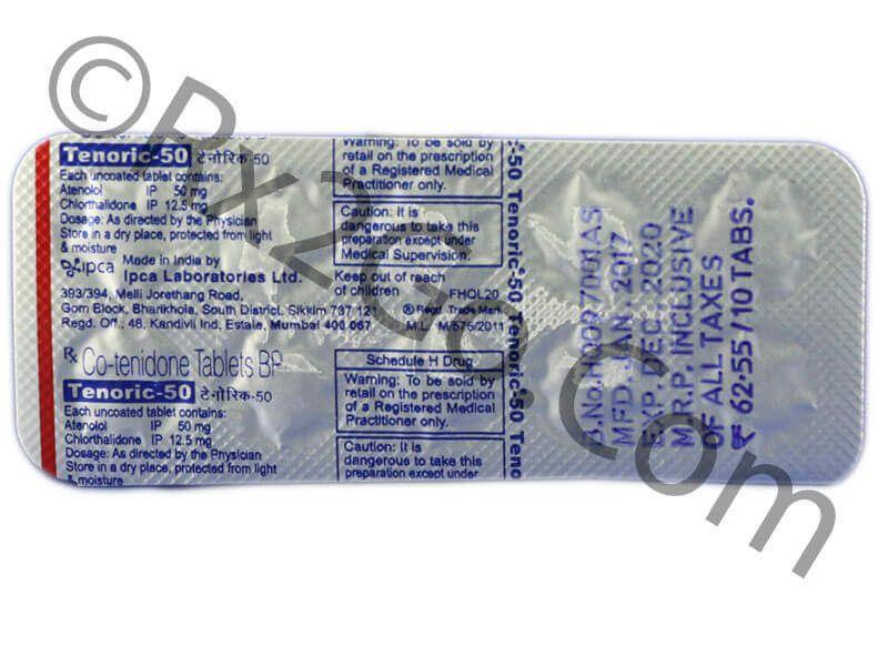 Atenolol Chlorthalidone