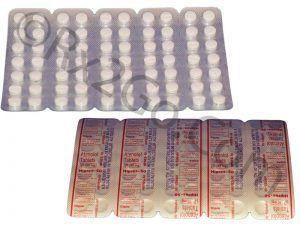 Atenolol 50mg (Tenolol-50)