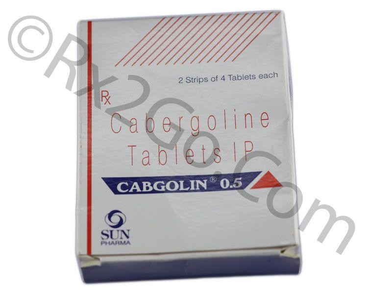 Cabergoline-0.5mg-2