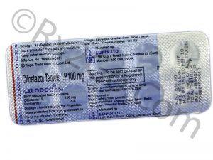 Cilostazol (COLODOC)