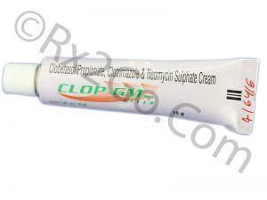 Clobetasol propionate cream (CLOP-GM Cream)