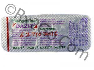 Desloratadine Tablets (DAZIT)