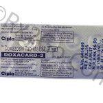 Doxazosin-2mg