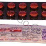 Erythromycin Stearate Tablets IP 250mg