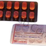 Erythromycin (ERYTHRO-500)