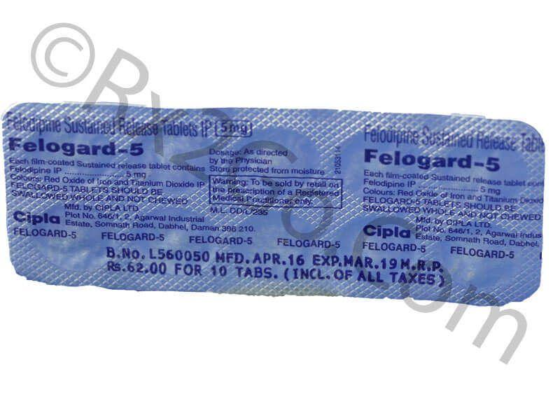Felodipine-5mg