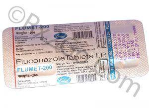 Fluconazole Tablets I.P. (FLUMET 200)