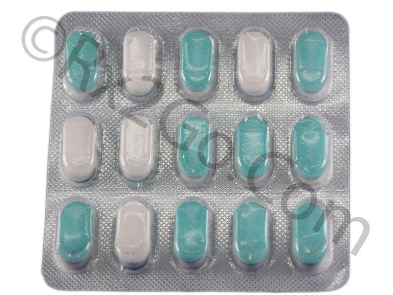 Glibenclamide & Metformin-1
