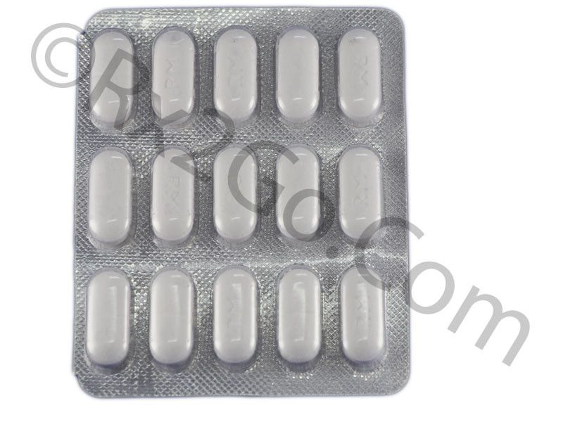 Gliclazide & Metformin 80mg-500mg-1