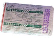 Indomethacin (INDOGA-25)