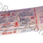 Isotretinoin 10mg (ISOFAIR)