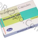 Itraconazole 100mg (Itrostred-100)
