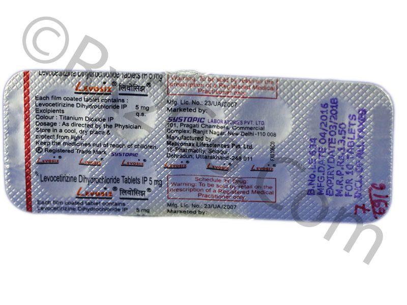 Levocetrizine-5mg-1