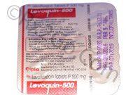 Levofloxacin 500mg (Levoquin-500)