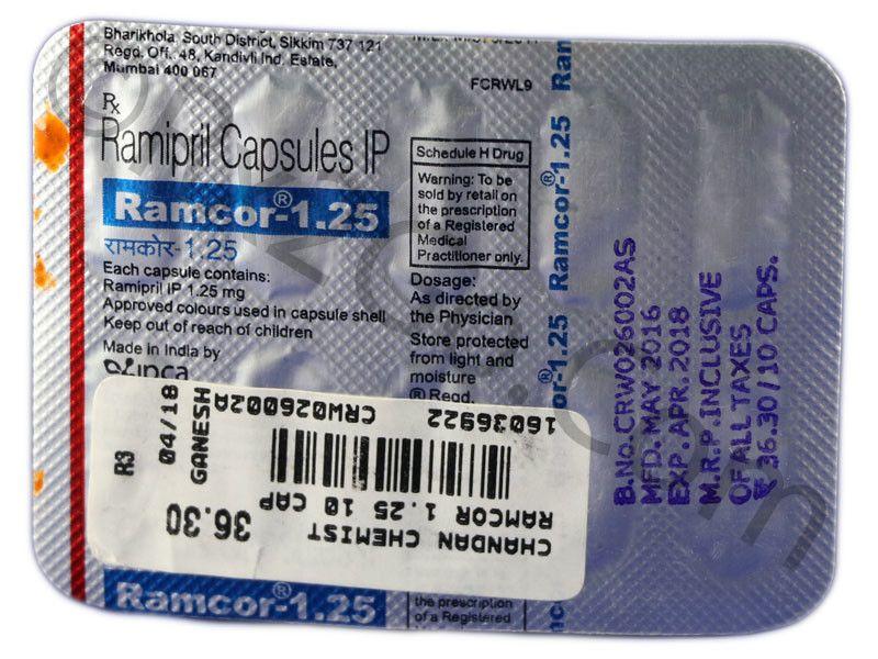 Buy Ramipril