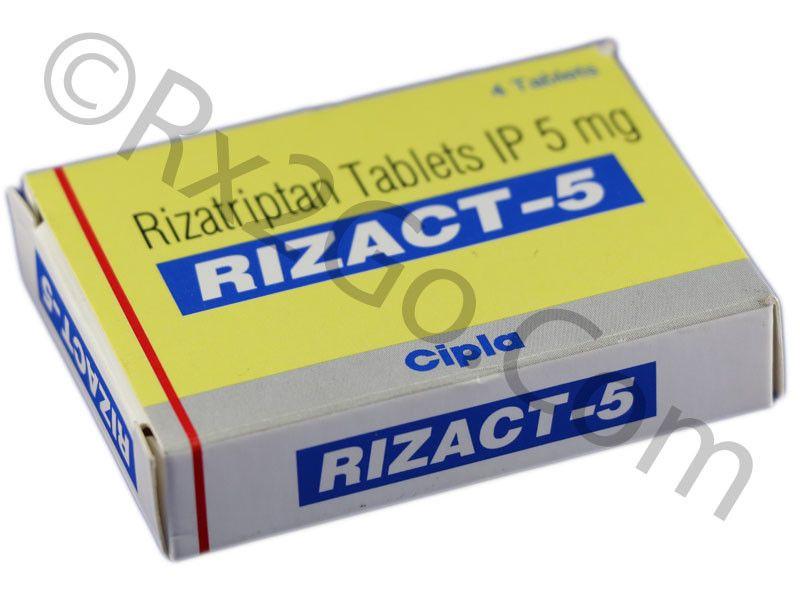 Rizatriptan-5mg